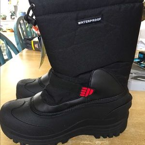 Landmark waterproof thermolite snow winter boots